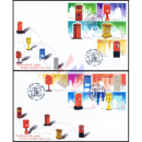 National Childrens Day 2016: Postboxes of ASEAN-States...