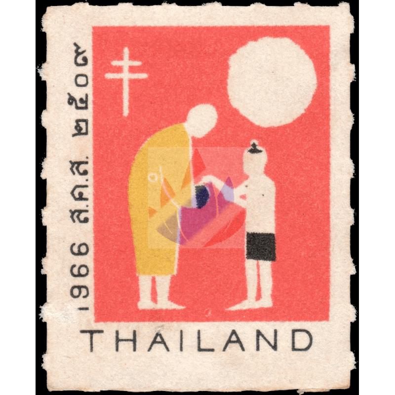 Sacrifice Status: Anti-Tuberculosis Foundation 2509 (1966) -Morning