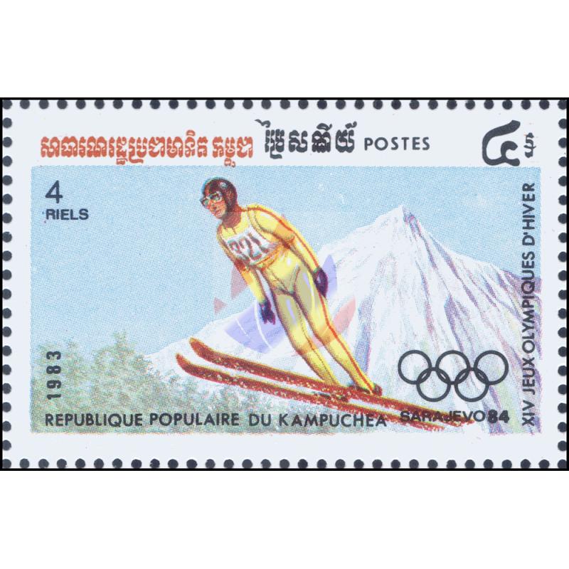 Olympic Winter Games 1984, Sarajevo (I)