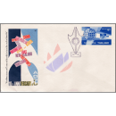10th Anniversary of Asian Oceanic Postal Union -FDC(I)-