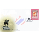 Centenary of The Equestrian Statue of King Chulalongkorn -FDC(I)-