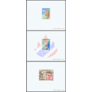 100 years World Postal Union (UPU) (I) -PROOF / DELUXE...