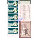120th Anniversary of the Council of State -STAMP BOOKLET-