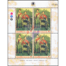 130 Years of Thai Stamps; 120th Anniversary of Thai Red...
