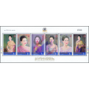 130 Years of Thai Stamps; Queen Sirikit (315III)