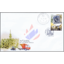 130th Anniversary of Thai Postal Services -FDC(I)-IT-