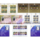 130th Anniversary of Thai Postal Services -ANNIVERSARY ISSUE-