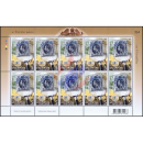 130th Anniversary of Thai Postal Services -KB(I) RNG- (MNH)