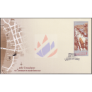 150th Anniversary of Charoen Krung Road -FDC(I)-