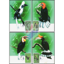 2nd International Asian Hornbill Workshop -MAXIMUM CARDS