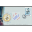 Bicentenary of the Demise of King Rama I (2009) -FDC(I)-