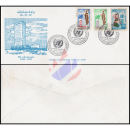25 years United Nations (UN) -FDC(I)-