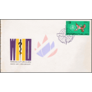 25th Anniversary of WHO Day -FDC(I)-
