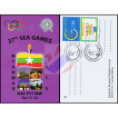 27th Sea Games Nay Pyi Taw, Myanmar -MC(I)-
