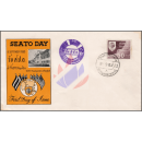 SEATO Day -FDC(I)-