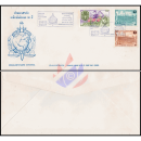50 Years of Interpol -FDC(I)-