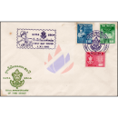 50th Anniversary of Thai Boy Scouts -FDC(I)-