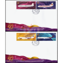 50 Jahre Thai Airways -FDC(I)-