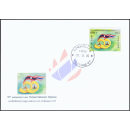 55 years of diplomatic relations with Thailand -FDC(I)-