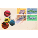 6th Asian Games, Bangkok (I) -FDC(I)-