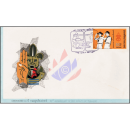 The 60th Anniversary of Boy Scouts in Thailand -FDC(I)-