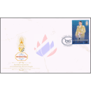 68th Birthday of King Vajiralongkorn -FDC(I)-
