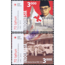 70th Anniversary of Indonesian Red Cross Society 1945-2015
