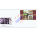 700 Jahre Stadt Chiang Mai -FDC(I)-