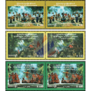 71 Years of Independence -PAIR- (MNH)