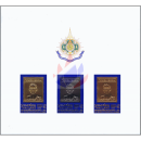 72nd Birthday King Bhumibol Adulyadej (IV) (128B) -IMPERFORATED-