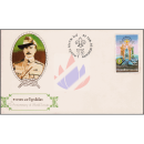 The 75th Anniversary of World Scout -STAMP BOOKLET-