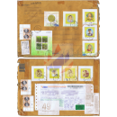 H.M. the Kings 80th Birthday Anniversary (II) -USED COVER-