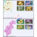 The 9th World Orchid Conference -FDC(I)-