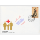 The 96th Anniversary of Thai Red Cross -FDC(I)-