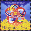 ASEAN 2015: One Vision, One Identity, One Community...