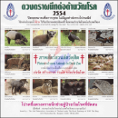 Anti-Tuberculosis-Foundation 2554 (2011) -Animals of...