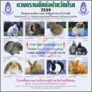 Anti-Tuberculosis Foundation 2559 (2016) -Rabbit line of Interbreeding- (MNH)