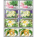 Flower´s -STAMP BOOKLET-
