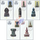 Buddhafiguren (II) -MAXIMUM KARTEN-