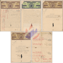 Burmese land-deed of 1936
