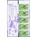 Parrots -STAMP BOOKLET-