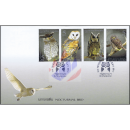Nocturnal Bird (Owl) - The Night Hunter -FDC(I)-