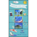 Definitive: Tourist Spots - Seaside -STAMP PACK-