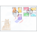 Definitive: Temples in the Angkor Ruins -FDC(I)-