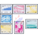 Definitives: tourism, national construction, disabled
