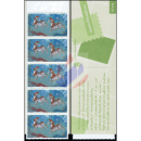 International Letter Writing Week 1998 (1878) -STAMP BOOKLET-