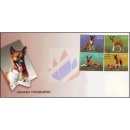 Dogs of the Royal Family -FDC(I)-