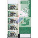 Indian Elephant -STAMP BOOKLET-