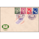 International Letter Writing Week 1961 -FDC(I)-