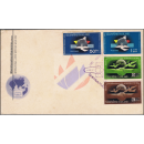 Internationale Briefwoche 1967 -FDC(I)-